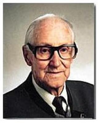 O Dr . Rudolf Breuss era um curandeiro da Áustria
