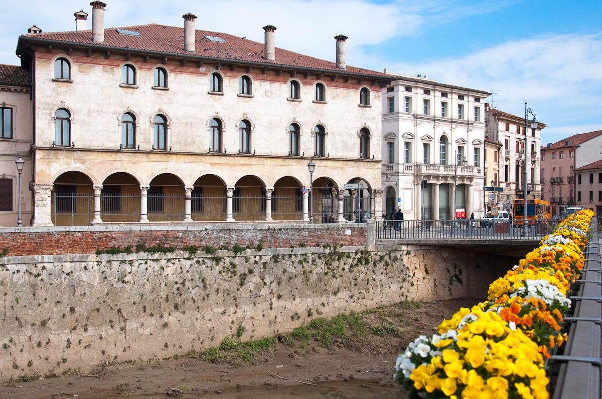 Ponte dei Angeli, Vicenza, Veneto, Italy