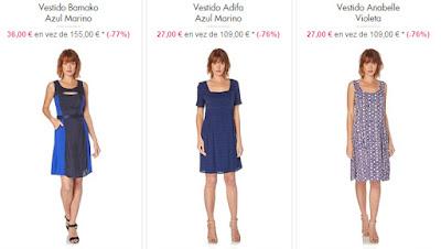 Vestidos 27 euros