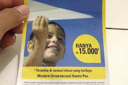 Langkah Mudah Mengirim dan Menerima Uang Western Union