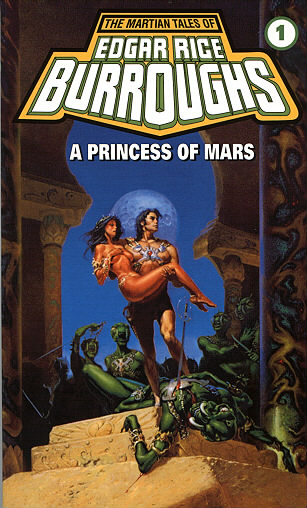 A Princess of Mars Summary & Study Guide