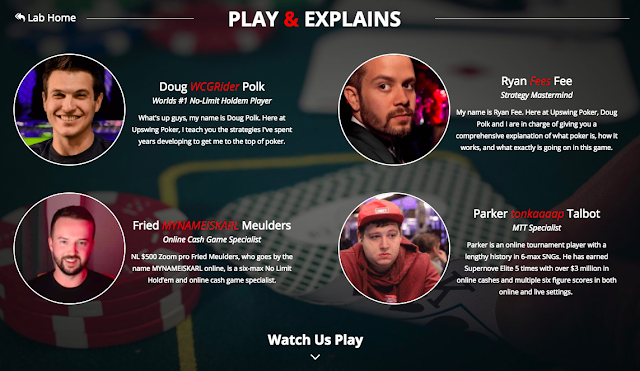 Upswing Poker Lab Review