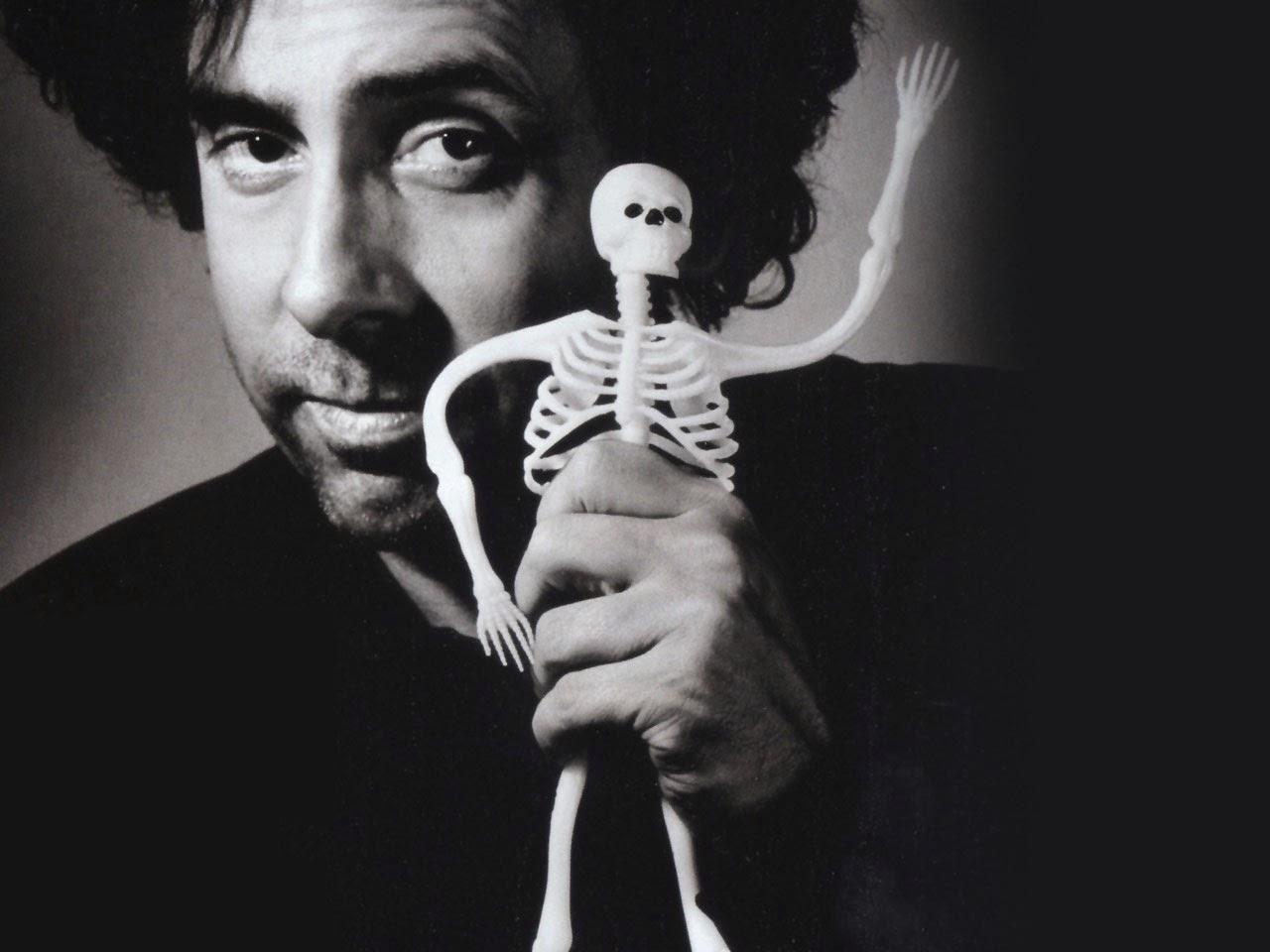Especial directores: Tim Burton y su universo. | Los Lunes Seriéfilos