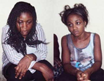 Nneka orji, Female Armed Robber confesses - Why We Always Torture Our Male Victims. 1