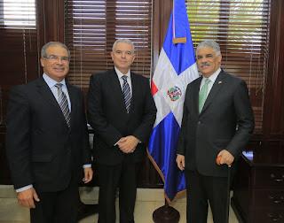 Canciller Miguel Vargas será orador en almuerzo cierre de año de la Cámara Americana de Comercio