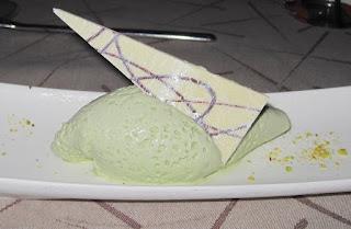 Green Tea Sorbet