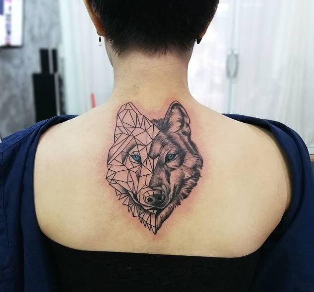 Wolf Tattoo Design Ideas For Men And Woman