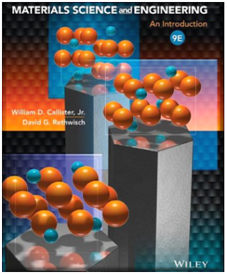 Materials Science And Engineering Edition 9 William D. Callister, David G. Rethwisch free ebook download