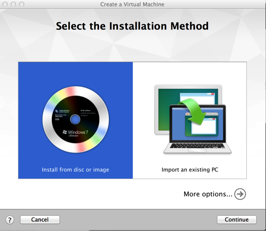 Installing OS X 10 10 Yosemite Guest in VMware Fusion