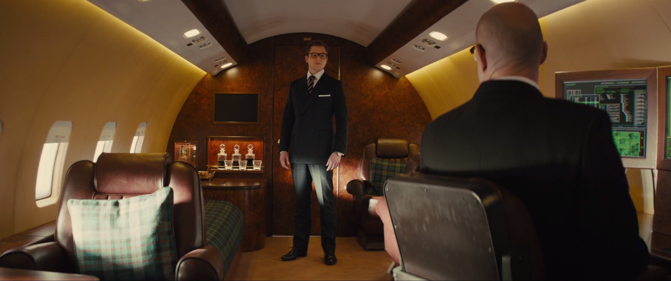 Review Kingsman: The Secret Service | Gerbang Kayu