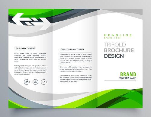 Penerapan warna dalam desain brosur terbaik