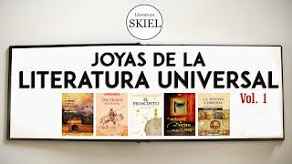 JOYAS DE LA LITERATURA UNIVERSAL 1