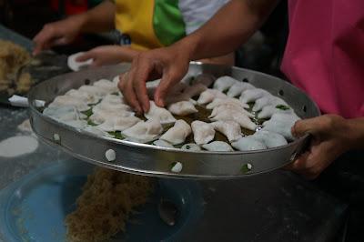 Choipan di Glaem Cafe di jalan tamar Pontianak