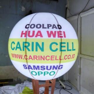 Kami memproduksi balon lighting