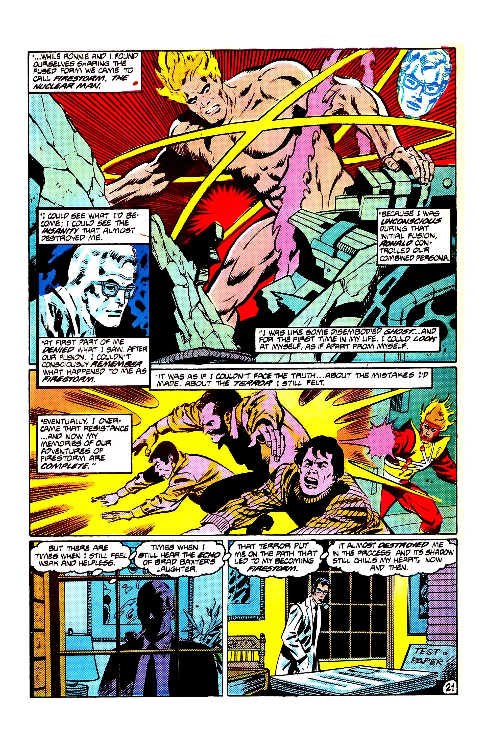 Read online Secret Origins (1986) comic -  Issue #4 - 31