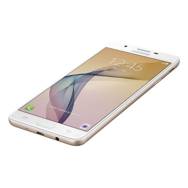 """Smartphone Samsung Galaxy J7 Prime Duos Rosa com 32GB, Tela 5.5""""e Android 6.0"""