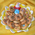Ka'ak Bi Haleeb-Lebanese Milk Cookies for Palm Sunday/Gluten-Free