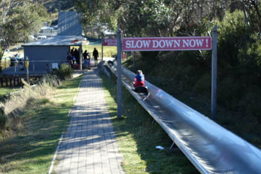 The sports report from Thredbo