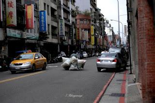 台湾旅行 台北 迪化街