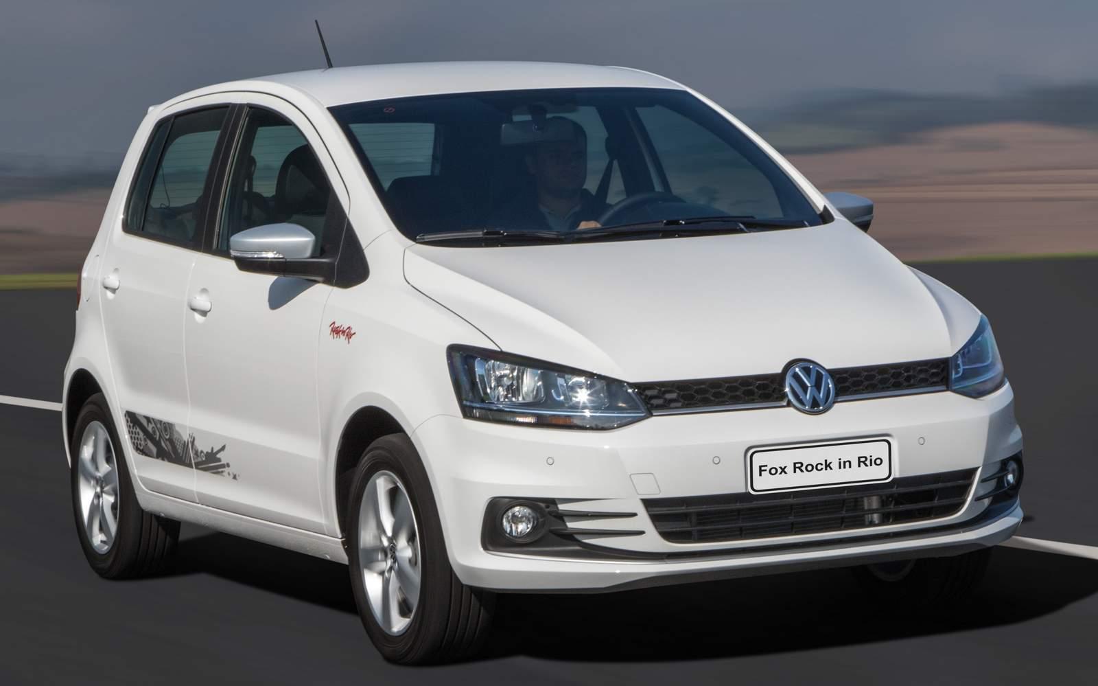 VW Fox Rock in Rio 2015: fotos, preço e especificações ...