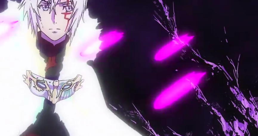D. Gray Man Hallow – Episódio 04