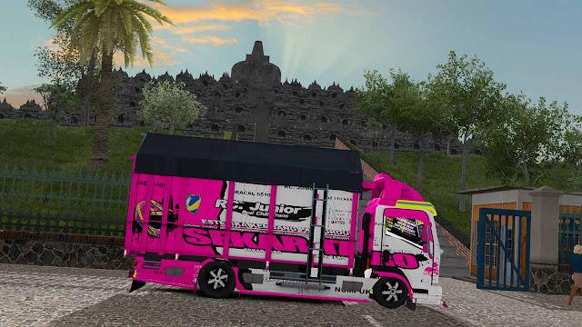 Map MKS untuk Euro Truck Simulator 2