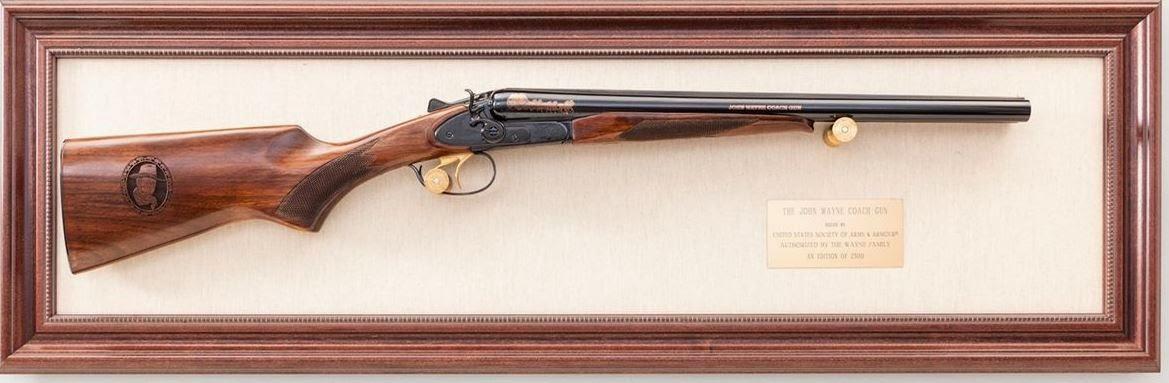 TINCANBANDIT's Gunsmithing: John Wayne Commemoratives