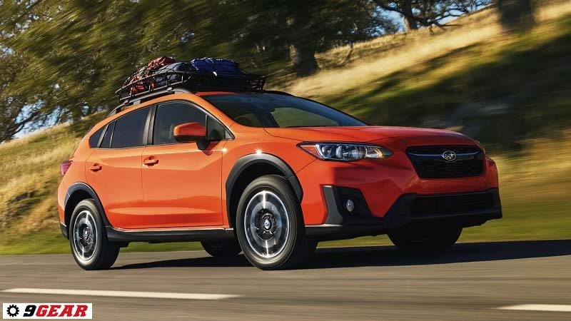 2018 subaru crosstrek manual transmission