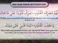 Doa yang Sering Diucapkan Rasulullah