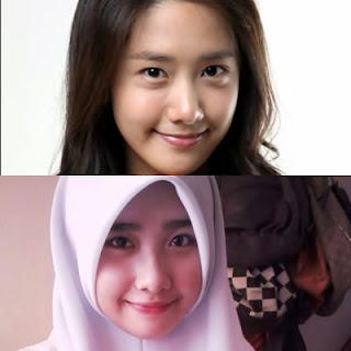 kembaran yoona malaysia