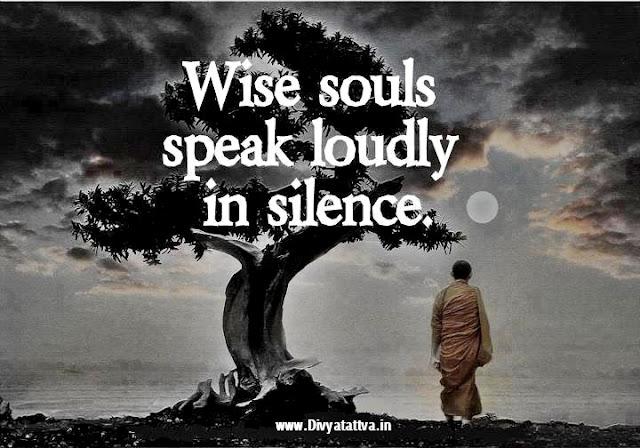Silent quotes, silence quotations, silent wisdom wisdom, yogi silence, gold silence