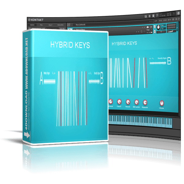 Native Instruments - Hybrid Keys KONTAKT Library