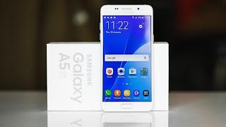 Tips Baru Cara Hard Reset Samsung Galaxy A5 2017