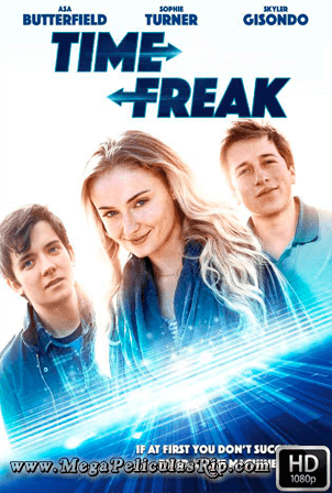 Time Freak [1080p] [Latino-Ingles] [MEGA]