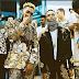 Wizkid Walks D&G Men's Fashion Show Alongside Naomi Campbell & Tinie Tempah || WATCH