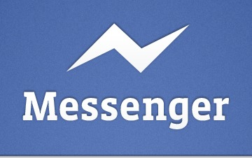 Facebooks launches the facebook messenger application for iOS and android phones