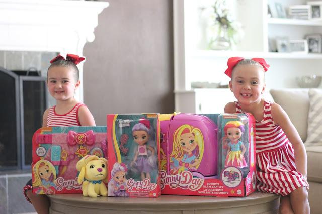 Mattel- Sunny Day Toys-Summer Activities & Toys