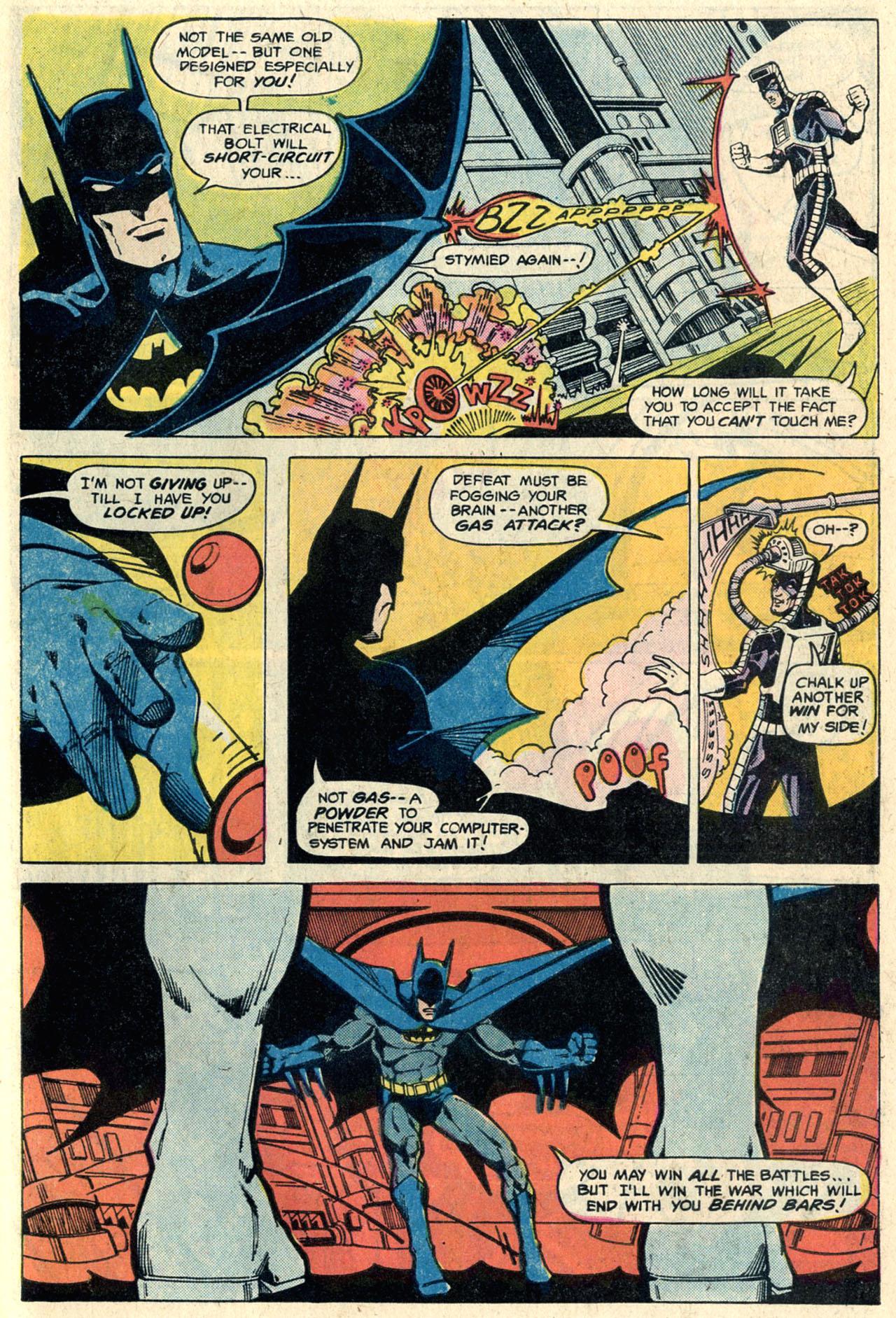 Detective Comics (1937) 468 Page 26