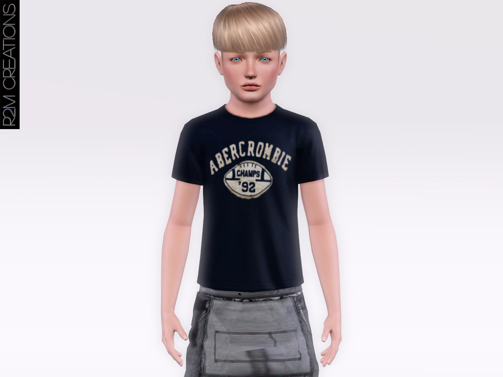 Abercrombie & Fitch's Shirt For Kids
