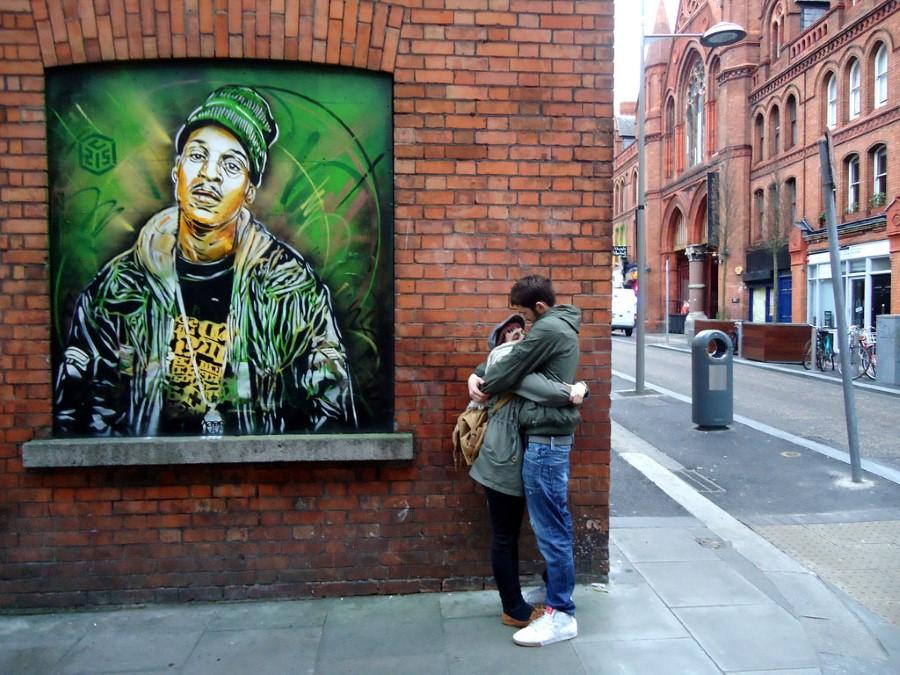 Уличное искусство Кристиана Гуеми (Christian Guémy aka C215) 55