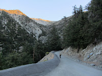 Falls Road, San Antonio Canyon