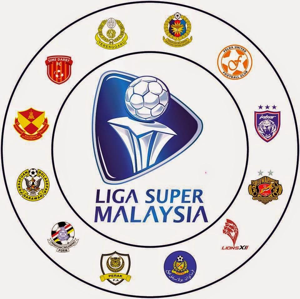 result Liga Super Malaysia 11-4-2015