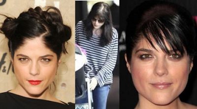Selma Blair hair loss post pregnancy