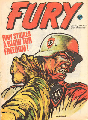 Marvel UK, Fury #20