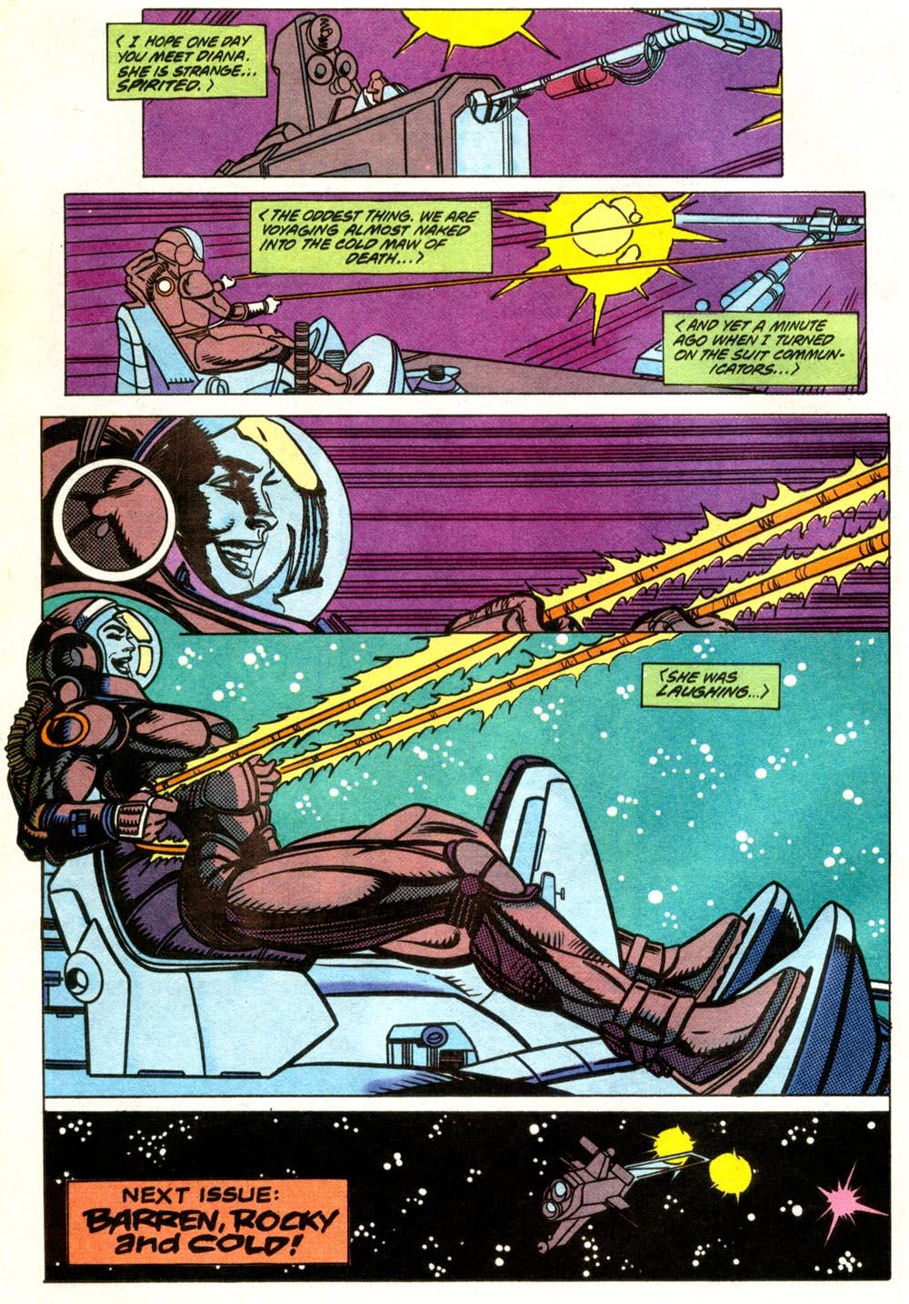 Read online Wonder Woman (1987) comic -  Issue #66 - 23
