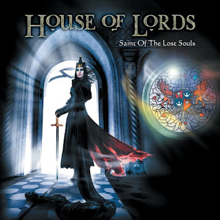 "Το κομμάτι των House of Lords ""Hit The Wall"" από το album ""Saint of the Lost Souls"""