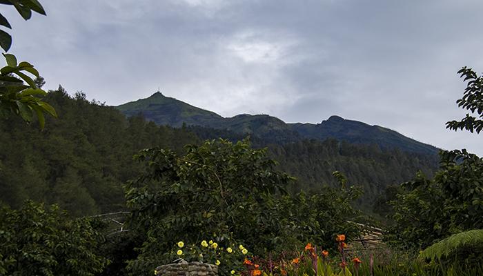 Lereng Utara Gunung Merbabu