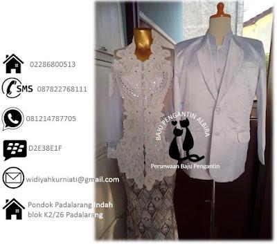 Paket pernikahan hemat dengan sewa baju pengantin couple murah dibawah 300 ribu