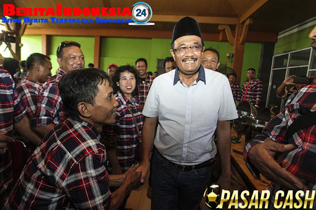 Djarot Minta Maaf kepada Warga Jakarta Karena Rumah?