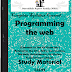Engineering Programming the web (WWW) Study Materials cum Notes PDF E-Books Free Download